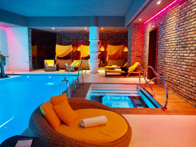 img 4500 - Aria Hotel Budapest HARMONY SPA - 旅の途中の休息時間。ブダペストでのご褒美スパ