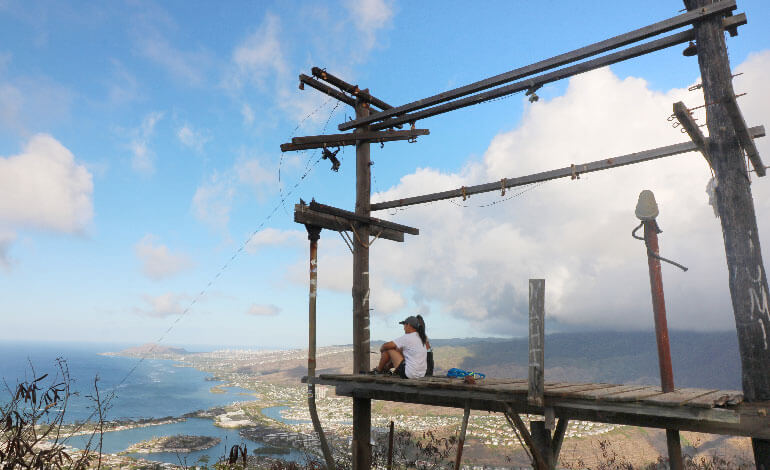 The Koko Head Crater Hike Photo7