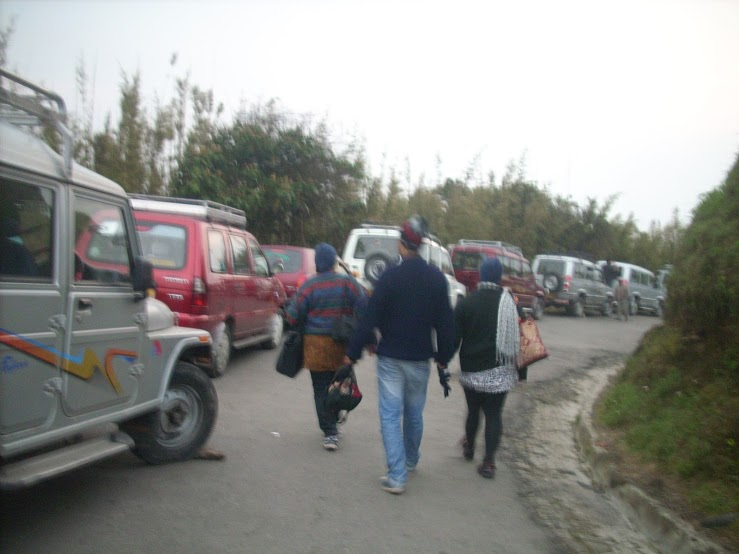 Travel Blog on Darjeeling