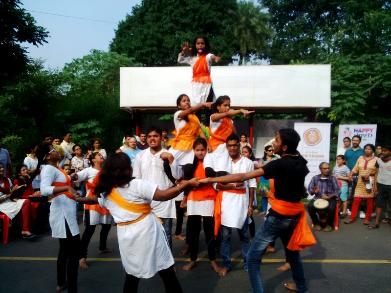 A Street Play on Indian Streets