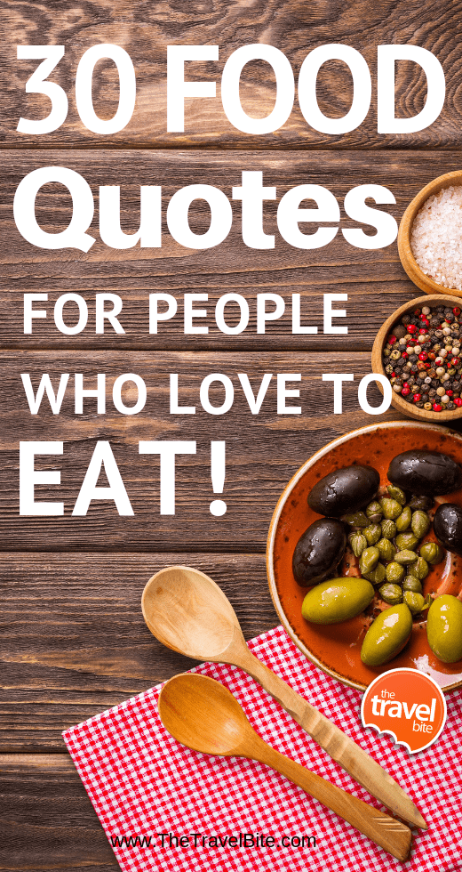 Quotes About Eating Together