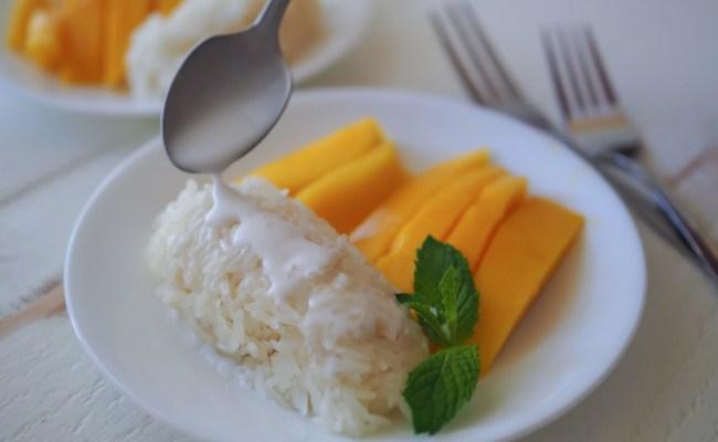 Mango Sticky Rice Dokter Andalan