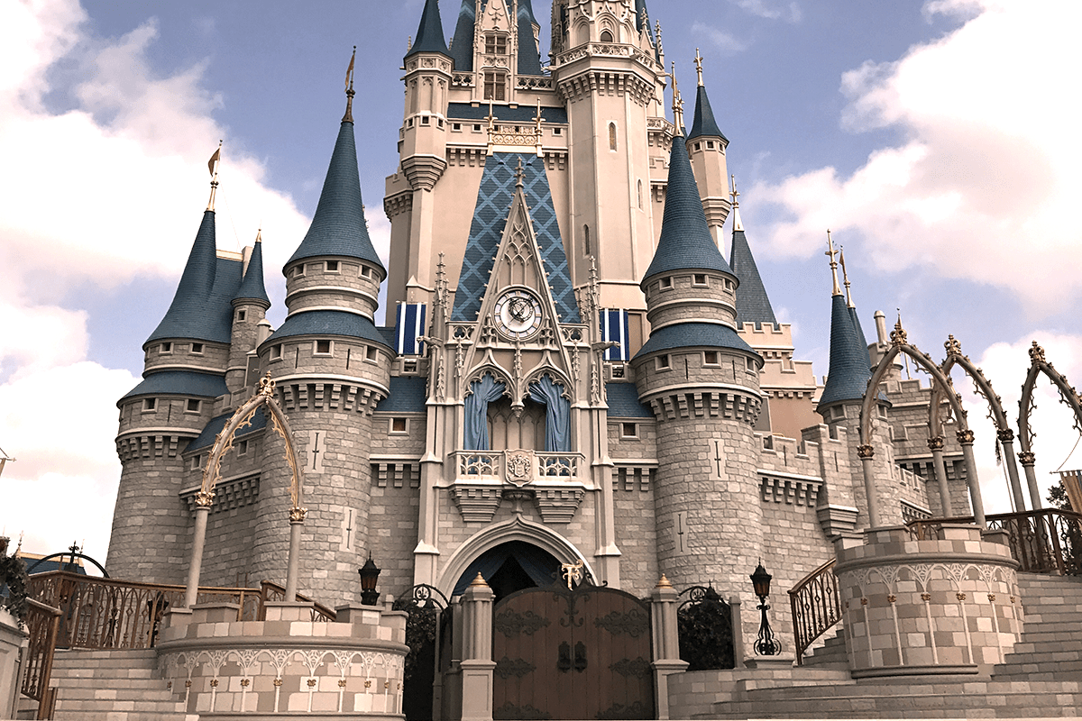 Disney World Orlando by The Travel Book Co