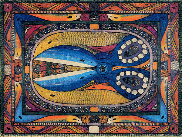 Adolf Wölfli, Adolf Wölfli's Crazy Controversial Art, The Travel Bug Bite