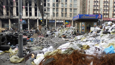 , Photos from Maidan: Ukraine's 2014 Revolution, The Travel Bug Bite