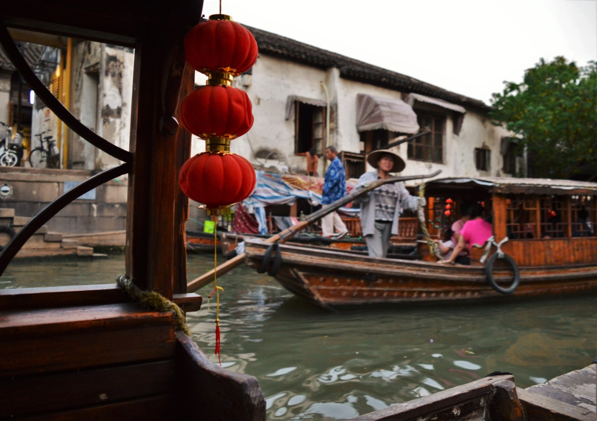 "A ""China Day"" at the Water Village"