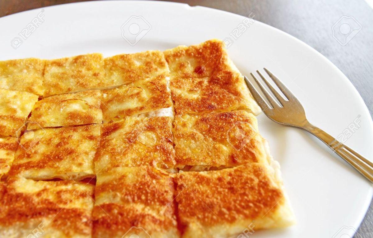 Thai Delicacies: Roti Pancakes