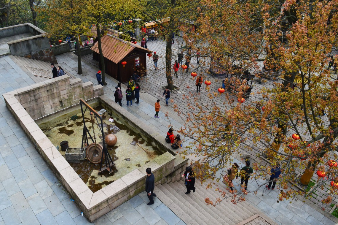 , Wuxi's Taoist Temple (Photos), Travel, Reviews, Bugs & More!
