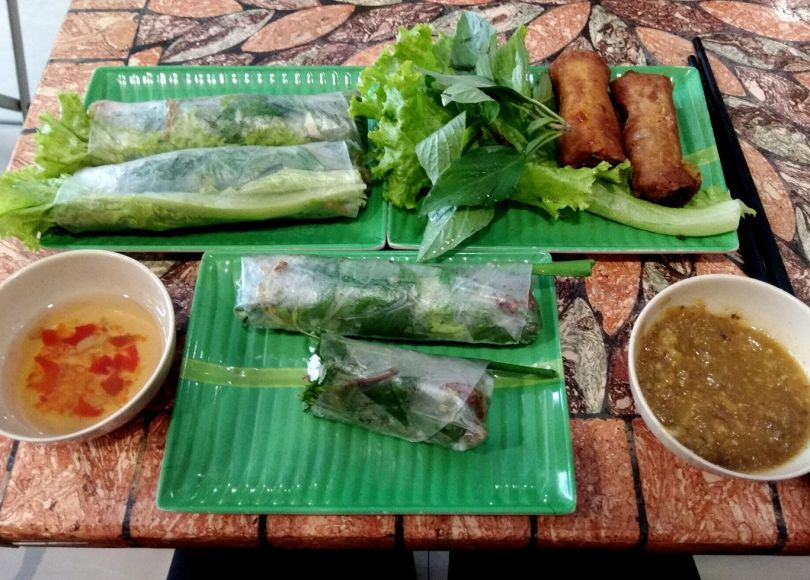 , Best Breakfast in Ho Chi Minh: Cơm Chay Mani, The Travel Bug Bite, The Travel Bug Bite