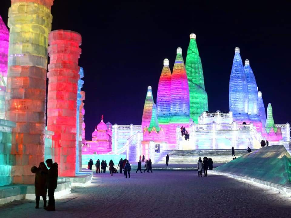 20 Best Photos of Harbin's Snow & Ice Festival 2018