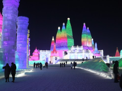 , Harbin Ice and Snow Festival 101: Weekend Guide