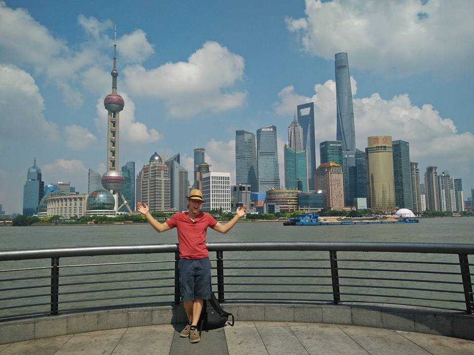The Second Tallest Building in the World, Shanghai