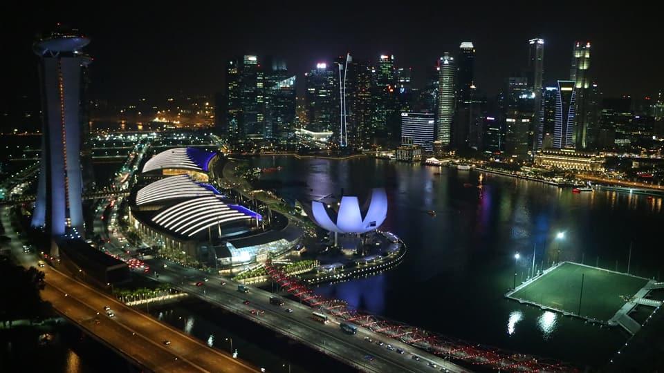 The Hypocrisy of Singapore's Green Initiative 2018