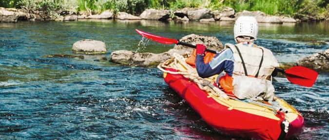 7 Summer Rafting Adventures