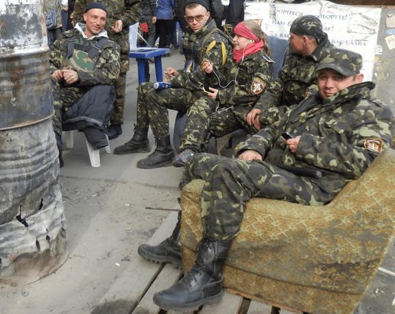 Women at Maidan – War in Ukraine