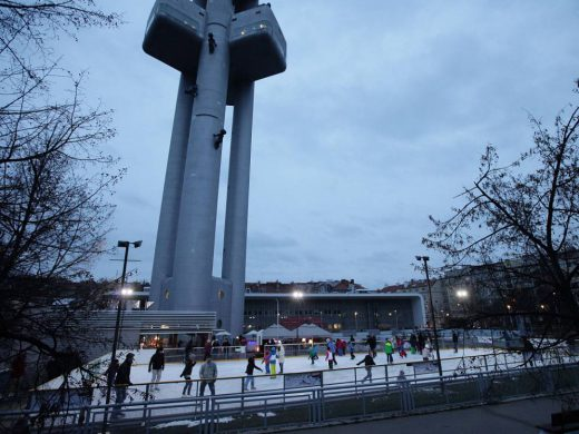 , Ice Skating Rinks in Prague, The Travel Bug Bite