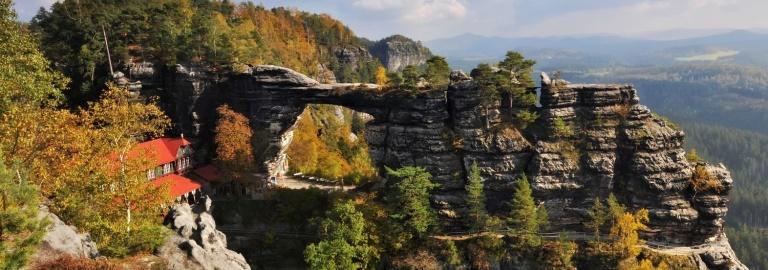 4 FALL TRIPS IN THE CZECH REPUBLIC