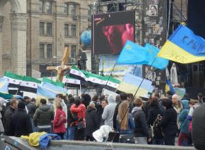, Brotherhood – War in Ukraine, The Travel Bug Bite
