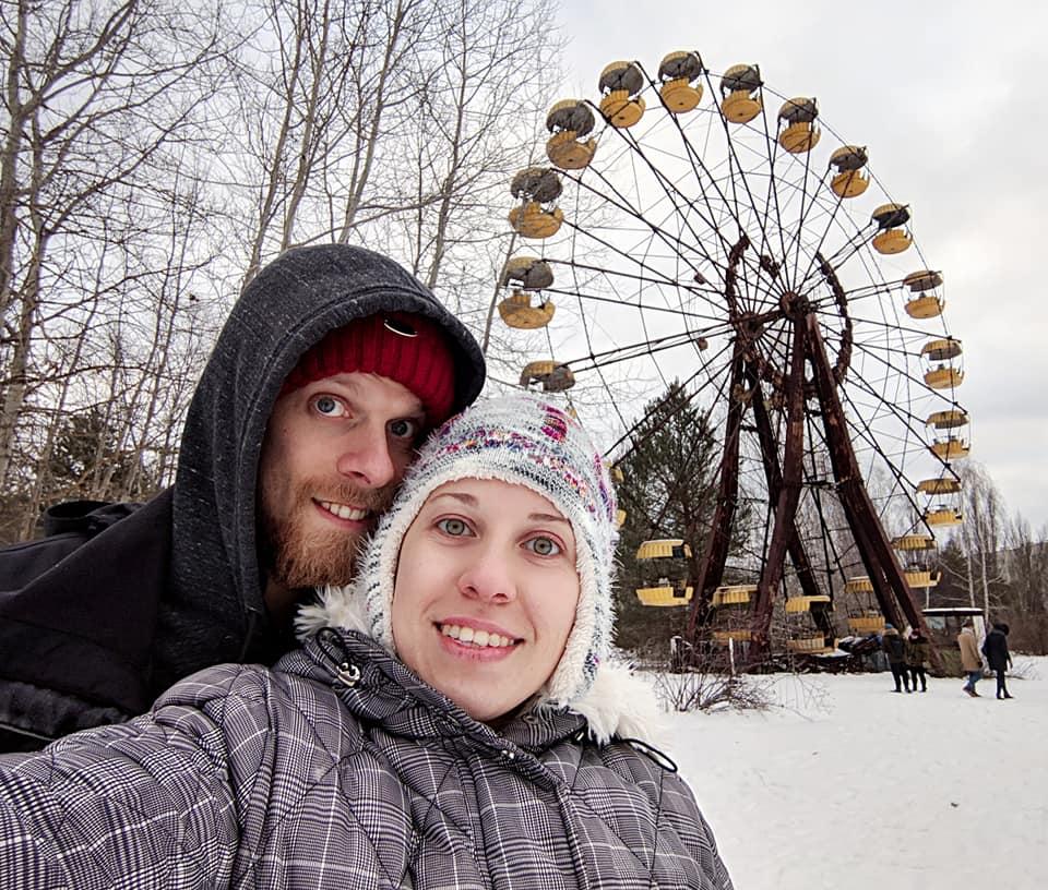 , Chernobyl Photos, Ukraine 2018, The Travel Bug Bite