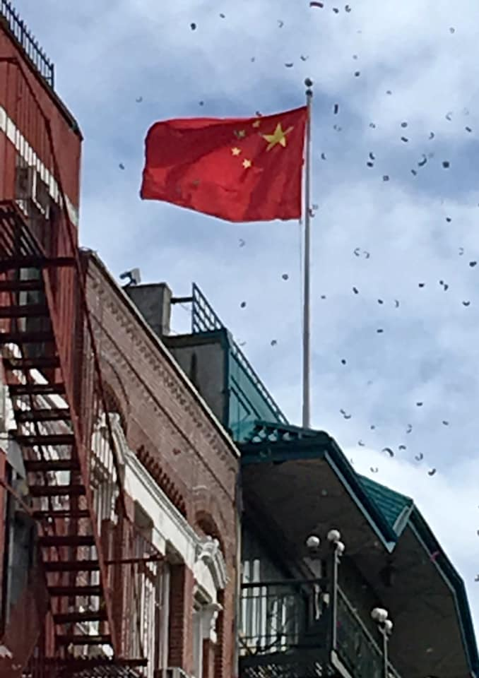 , Chinese New Year Parade in Manhattan, NYC, The Travel Bug Bite