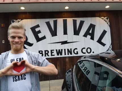 , Revival Brewing Company: Delicious Craft Beer & More, The Travel Bug Bite