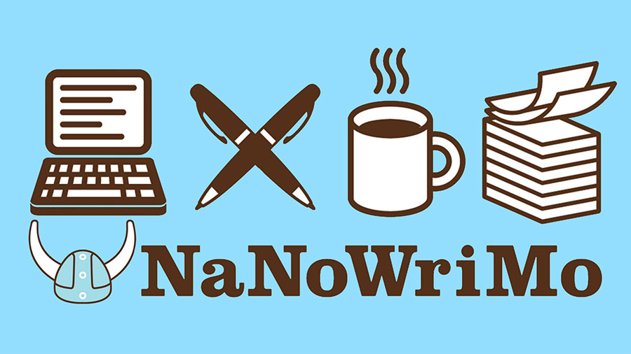 , What is National Novel Writing Month?, The Travel Bug Bite