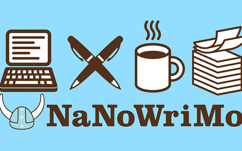 , What is National Novel Writing Month?, The Travel Bug Bite, The Travel Bug Bite
