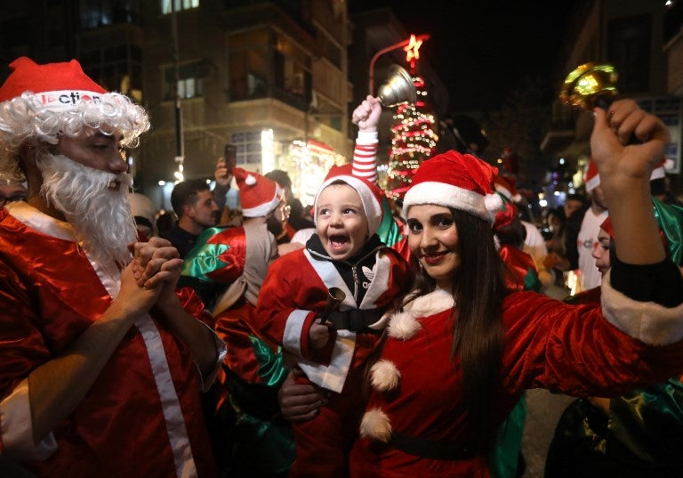 Syrian Christmas, Syrian Christmas: An Immortal Camel Brings the Gifts, The Travel Bug Bite