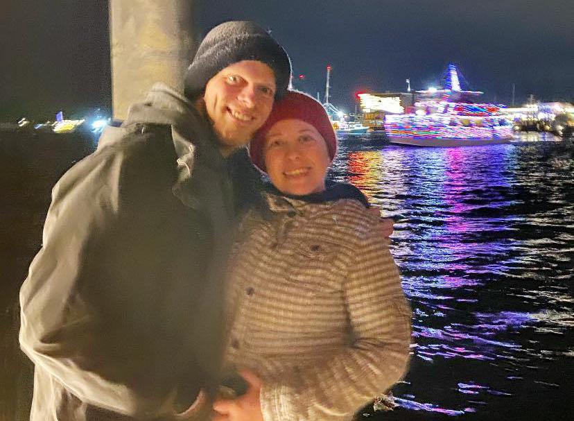 Newport Illuminated Boat Parade, Newport Illuminated Boat Parade: Christmas in RI, The Travel Bug Bite