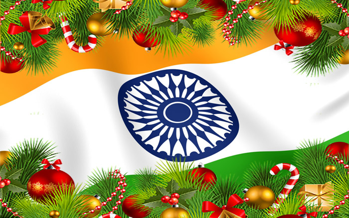Christmas in India, Christmas in India: Decorated Mango Trees & 'Christmas Baba', The Travel Bug Bite