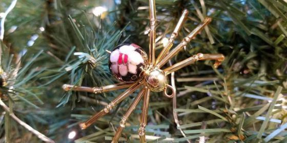 Christmas Spider