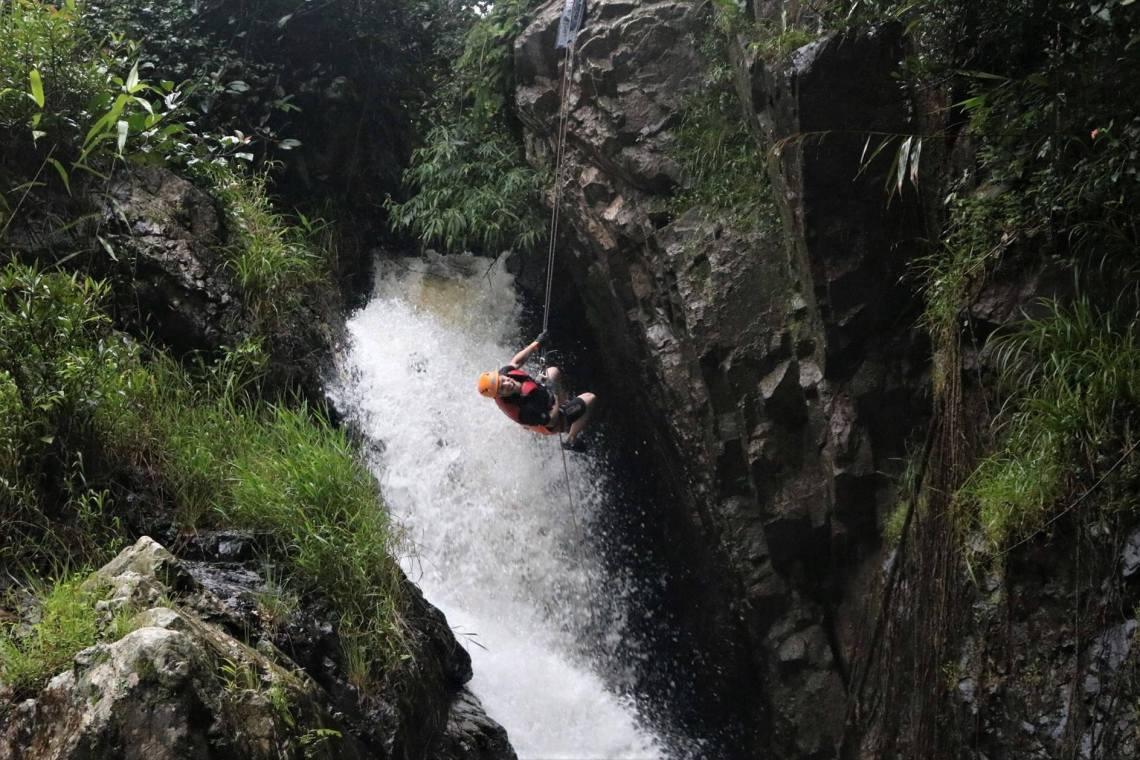 Canyoneering in Da Lat, Canyoneering in Da Lat, Vietnam, The Travel Bug Bite