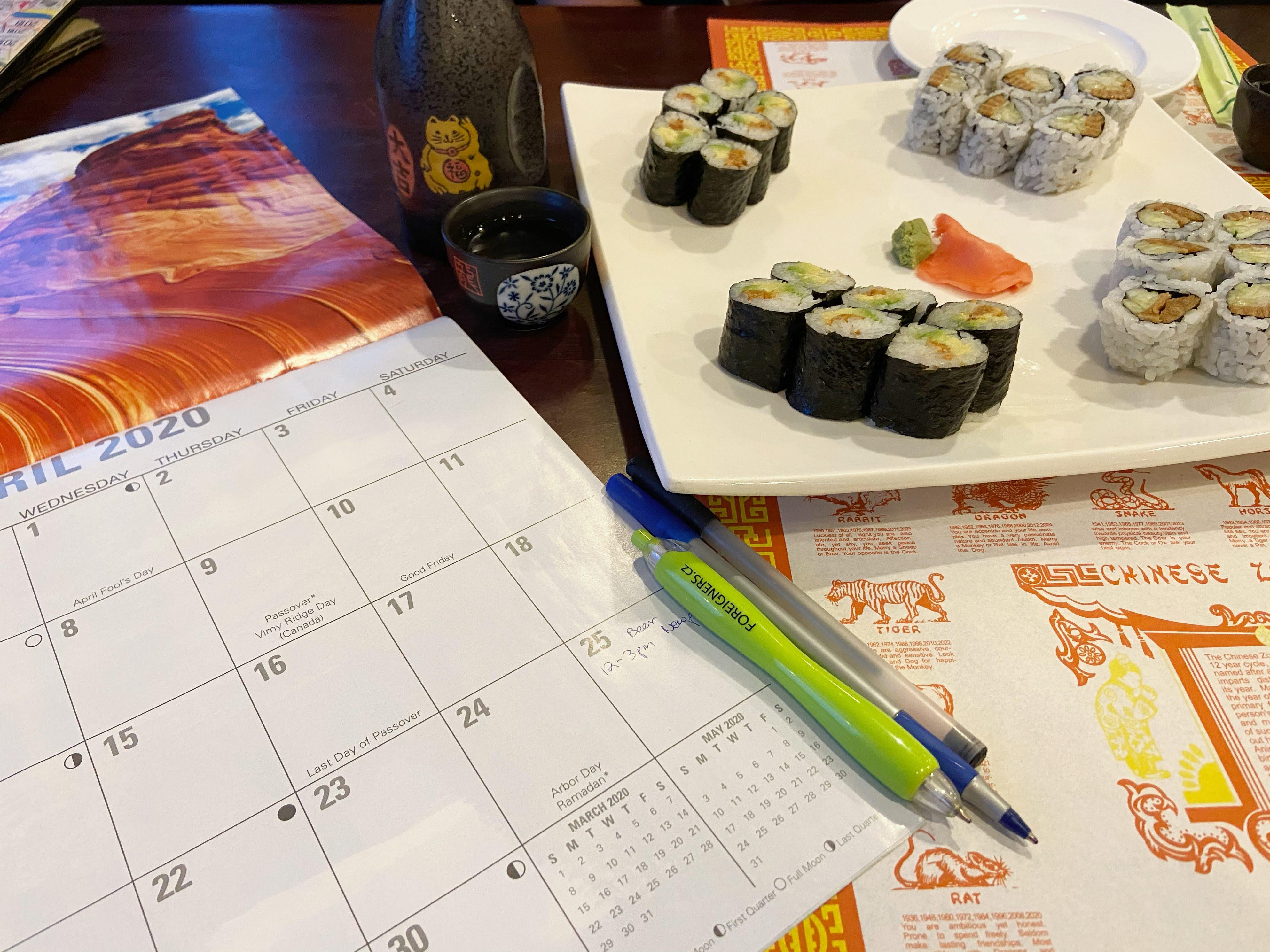 Ye Express, Ye Express: My Go-To Sushi Spot in West Warwick, RI, The Travel Bug Bite