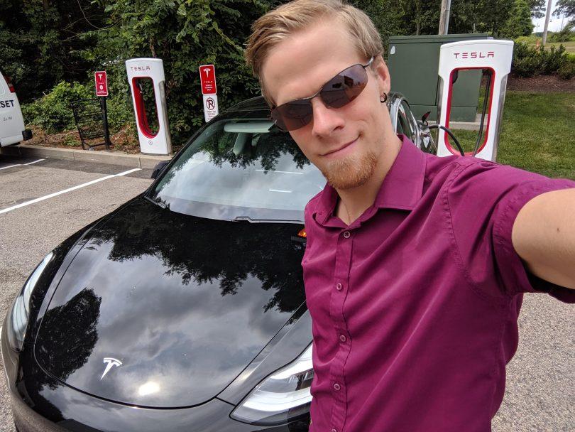 Tesla, Tesla Model 3 – A Year of Adventures, The Travel Bug Bite