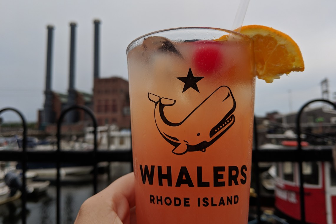 Whalers, Whalers Brewing Company: South Kingstown, RI, The Travel Bug Bite