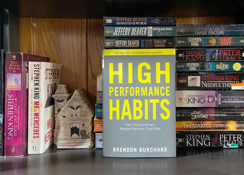 High Performing Habits, High Performing Habits by Brendon Burchard: Book Review, The Travel Bug Bite, The Travel Bug Bite