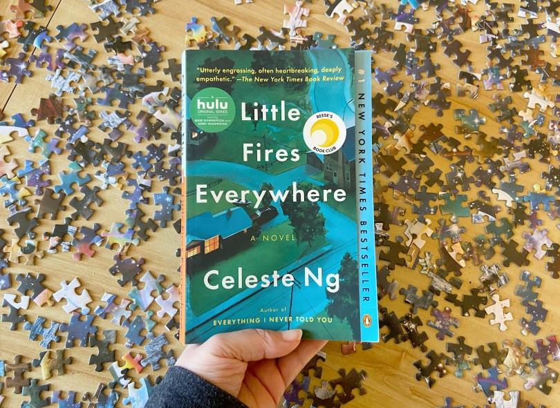 Little Fires Everywhere, Little Fires Everywhere by Celeste Ng: Book Review, The Travel Bug Bite