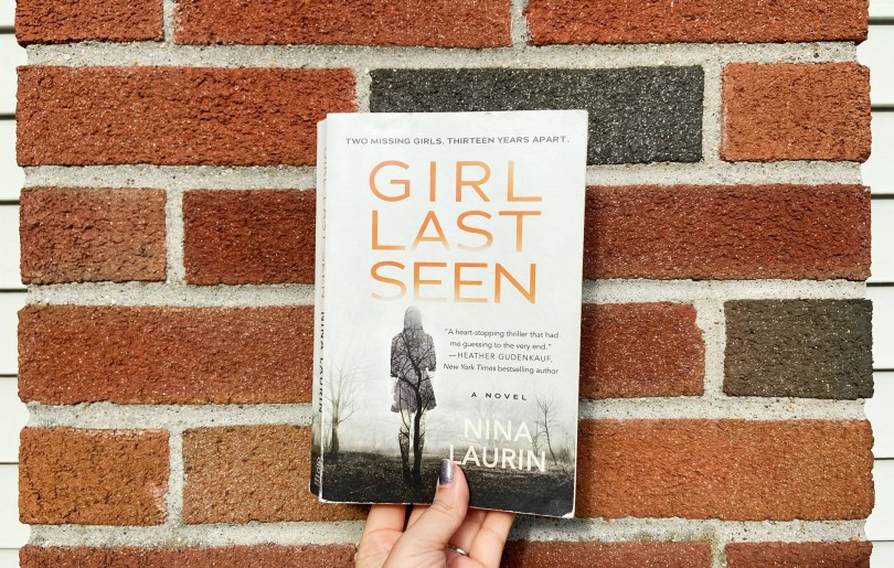 Girl Last Seen, Girl Last Seen by Nina Laurin: Book Review, The Travel Bug Bite, The Travel Bug Bite