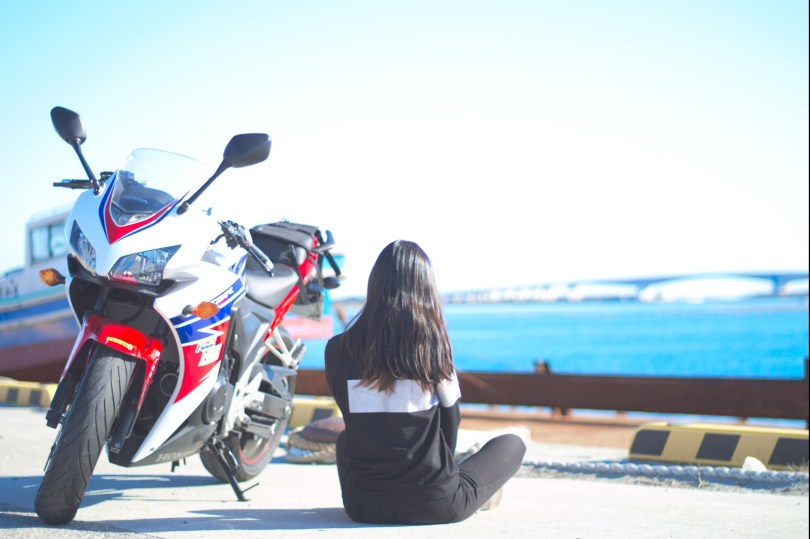 Motorcycle, Motorcycle Tips for Women: Interview with Ichico, The Travel Bug Bite