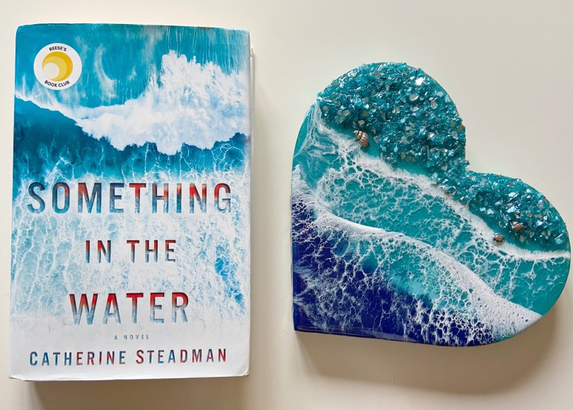 Something in the Water by Catherine Steadman, Something in the Water by Catherine Steadman: Book Review, The Travel Bug Bite, The Travel Bug Bite