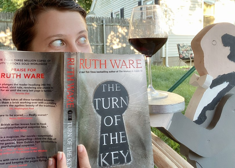Turn of the Key by Ruth Ware, Turn of the Key by Ruth Ware: Book Review, The Travel Bug Bite, The Travel Bug Bite