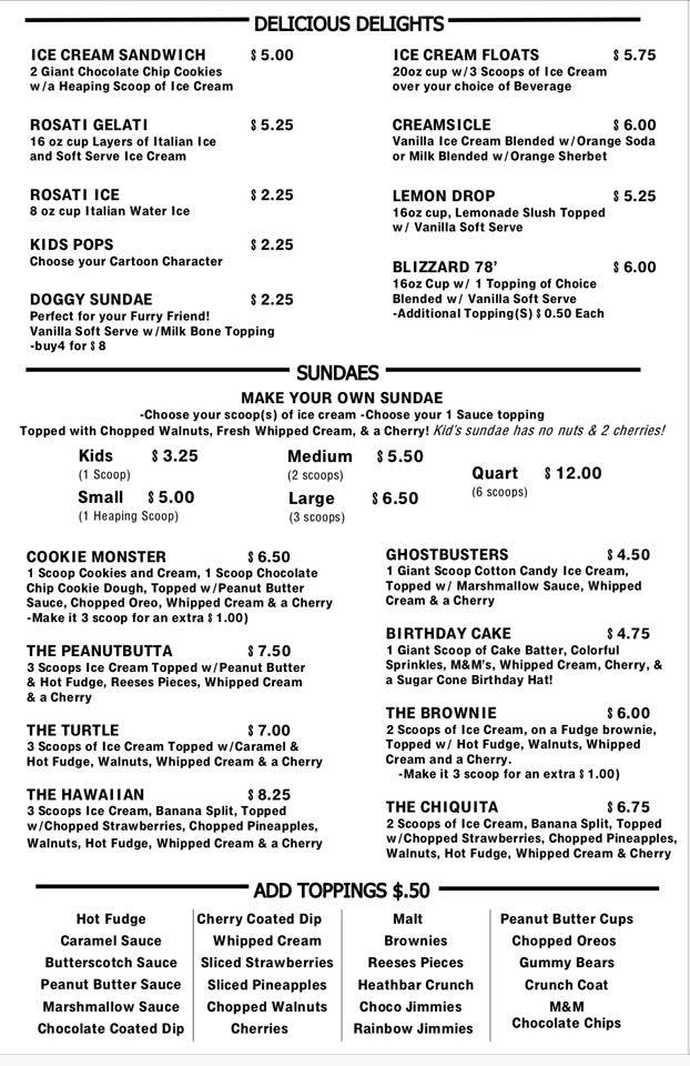 Next to Nowhere Creamery, Next to Nowhere Creamery: RI's Best Ice Cream, The Travel Bug Bite