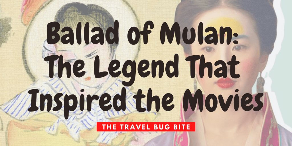Ballad of Mulan, Ballad of Mulan: The Legend That Inspired the Movies, The Travel Bug Bite