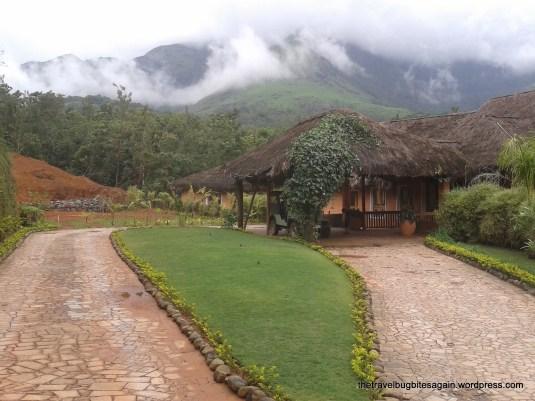 The entry, Banasura Hill Resort, Wayanad