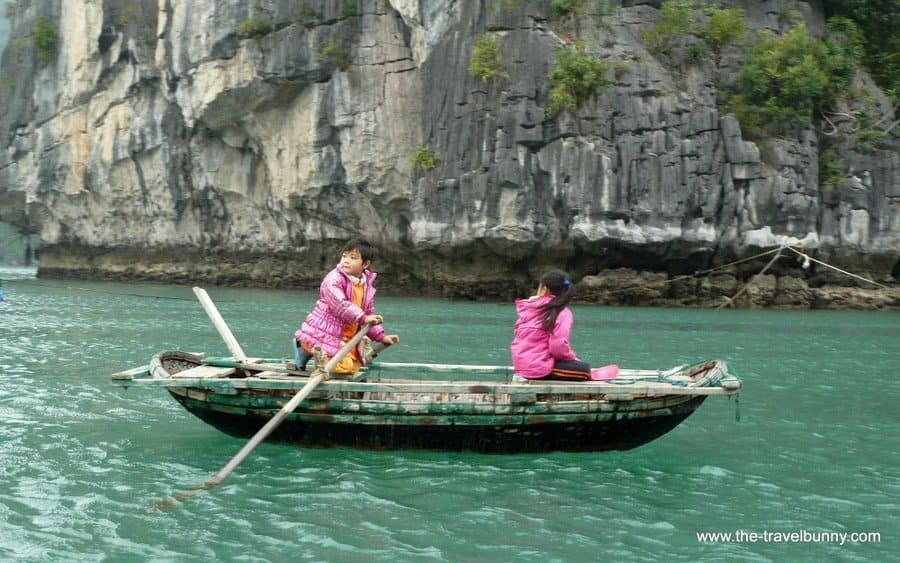 A Night and a Day in Ha Long Bay