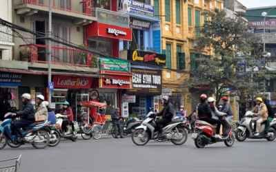 The Colours of Hanoi