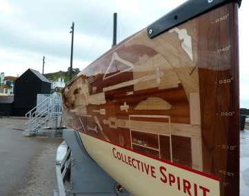 Collective Spirit – a boat afloat with memories