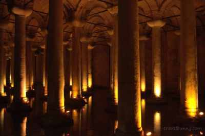 Going Underground in Istanbul – the Basilica Cistern