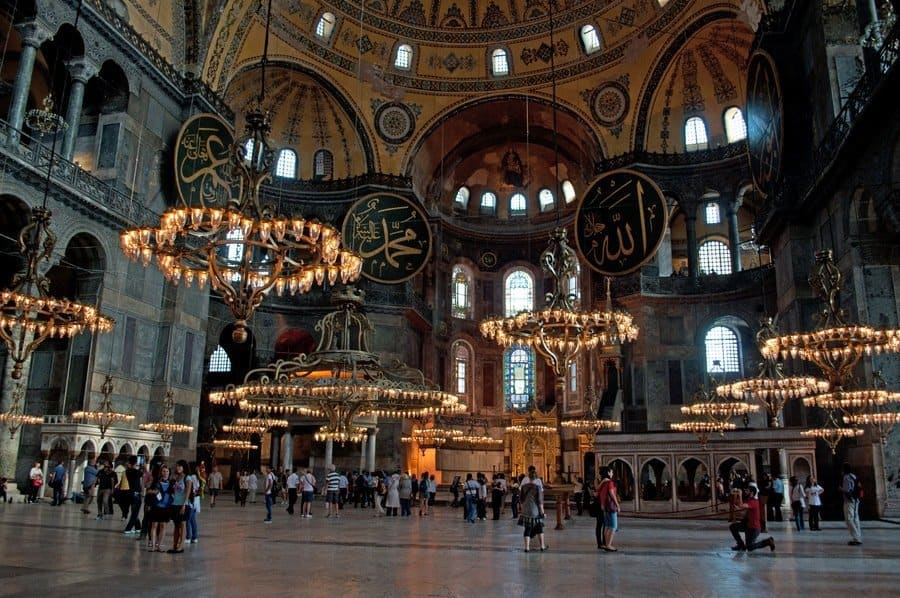 Hagia Sophia – The Essence of Istanbul