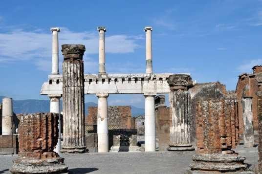 Pompeii - June